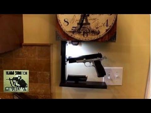 Tacti-Clock Gun Concealment