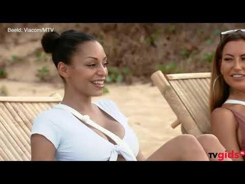 Ex on the Beach - Afl. 7: Nieuwe ex (Andrea), Sharon biecht & betrapt tijdens ochtendgymnastiek...