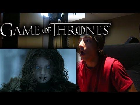 "Game Of Thrones Season 1 Episode 1 REACTION - 1x01 ""Winter Is Coming"" Reaction"