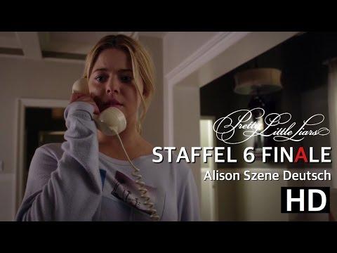 Pretty Little Liars Staffel 6 Finale | Deutsch