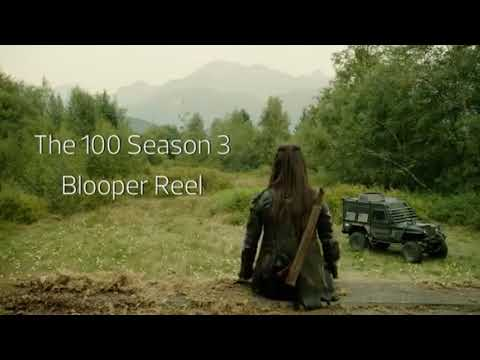 Marie Avgeropoulos bloopers The 100 S1S4