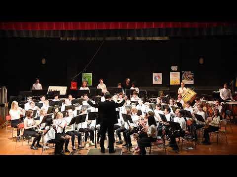 2018 Winter Concert 7th Grade Band Slauson Middle School