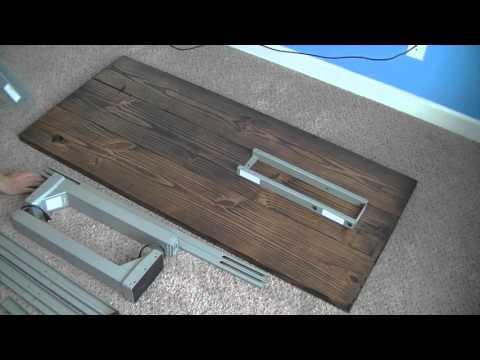 UPLIFT Desk Custom Top Assembly