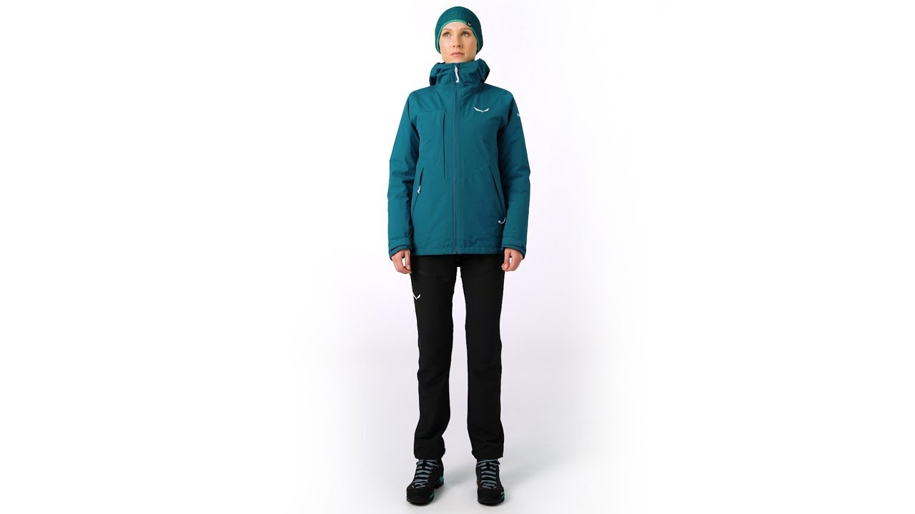 Salewa W's Puez Aqua 2 GTX Jacket