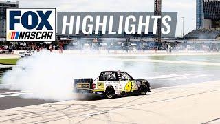 NASCAR Camping World Truck Series SpeedyCash.com 220   NASCAR ON FOX HIGHLIGHTS