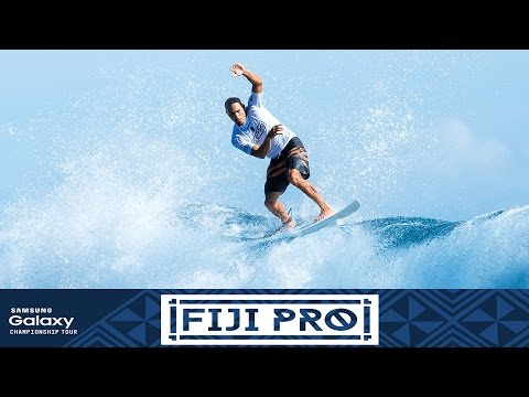 2016 Fiji Pro: Round One, Heat 12 Video