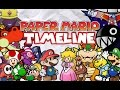 The Paper Mario Timeline
