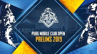 [Spanish] PMCO 2019 Prelims Day 1 | Vivo | PUBG MOBILE CLUB OPEN