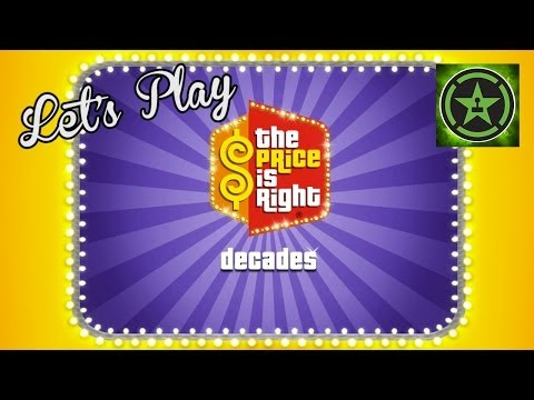 Let's Play - The Price is Right Decades