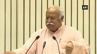 No influence of Sangh on BJP politics: Mohan Bhagwat