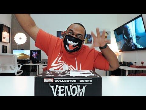 VENOM Unboxes VENOM! [Funko Mystery Box]