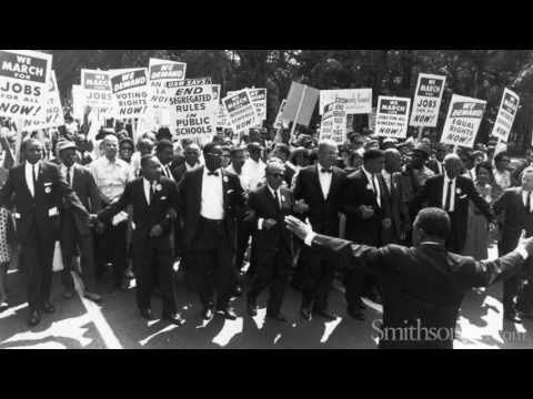 Remembering the March on Washington