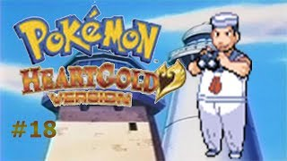 Entrenamiento en el faro Olivo/Pokemon Heart Gold #18