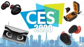 Best NEW True Wireless Earbuds From CES 2020