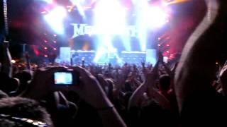 Megadeth - Holy Wars - Mayhem Fest - Camden, NJ Jul 31, 2011 7:58 PM
