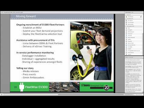 Integrating Electric Vehicles into Fleets