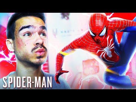 MARVELS SPIDER-MAN : Lets Play #2 - OMG DAS SIEHT AUS WIE ECHT !!
