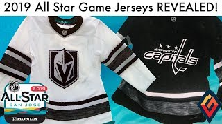 NHL Reveals NEW 2019 All Star Game Jerseys! (Hockey Jersey Review)