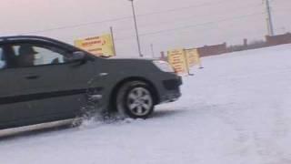 Тест зимней шины(, 2009-12-23T02:19:58.000Z)