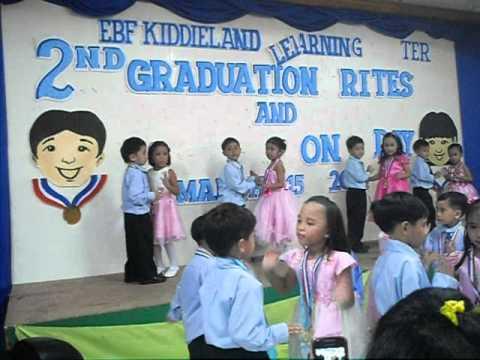 EBF KIDDIELAND LEARNING CENTER 2012