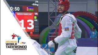 2017 World Taekwondo Championships MUJU _ Final match (Men -80kg)