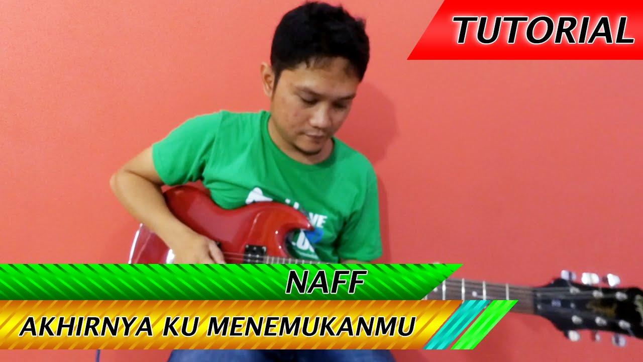 Download Lagu NaFF - Akhirnya Ku Menemukanmu Mp3
