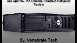 Dell Optiplex 755 Intel Core 2 Duo Desktop PC