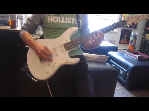 Judas Priest ~ You Don't Have To Be Old To Be Wise Guitar Cover