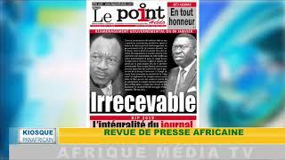 KIOSQUE PANAFRICAIN DU  08 01 2019