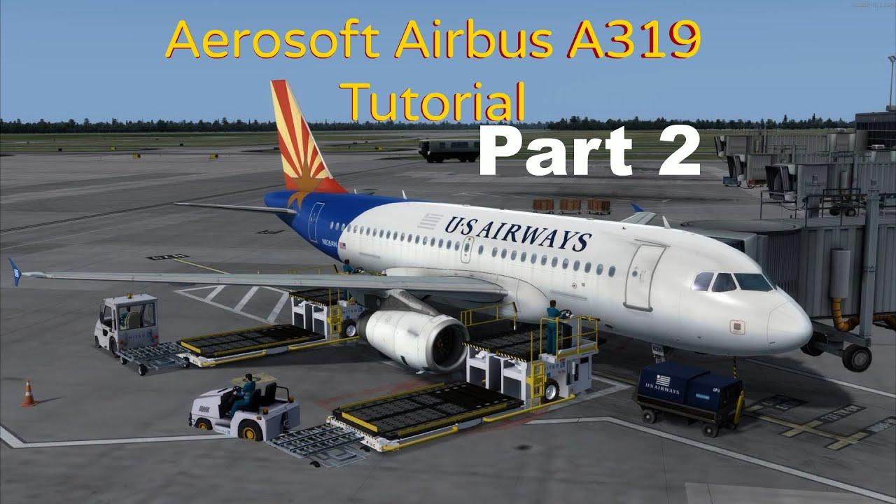 aerosoft airbus a319 tutorial pt 2 landing and shut down youtube rh youtube com Delta Airbus 319 Delta Airbus A319 Interior