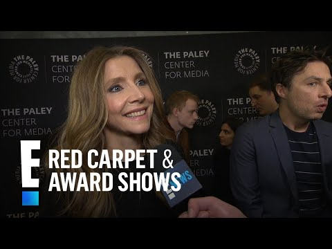 Sarah Chalke & Lecy Goranson Dish on Working Together Again  E! Live from the Red Carpet