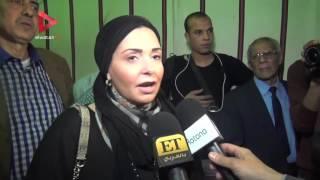 بالفيديو| فتوح أحمد ومظهر أبوالنجا ووائل الإبراشي والمنتصر بالله في عزاء سيد زيان