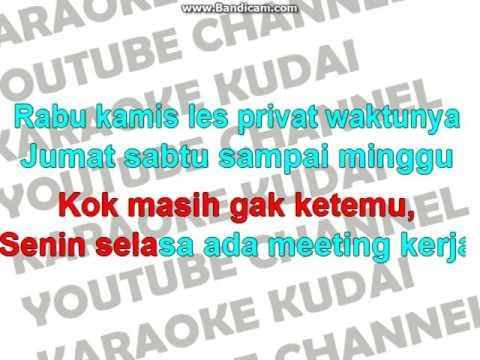Zaskia - 1000 Alasan Karaoke Dangdut Lirik (Karaoke Kudai)
