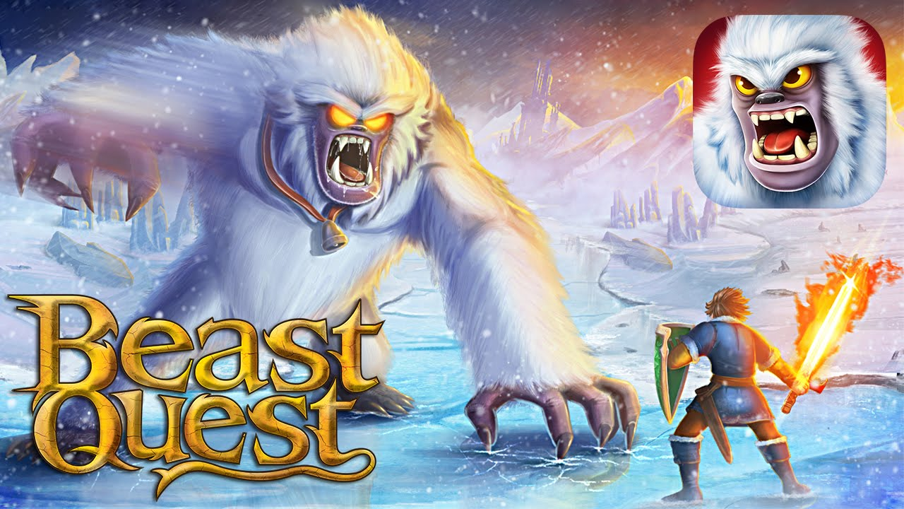 Beast quest out now on ios android and windows phone for Best r value windows