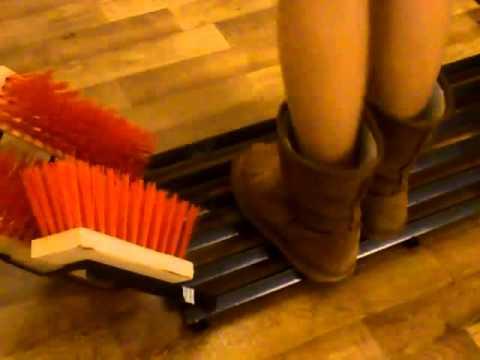 Грязезащитные покрытия, коврики, ковры, решетки