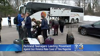 Parkland Teenagers Featured On Time Magazine Cover