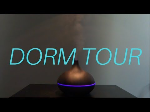 COLLEGE DORM ROOM TOUR 2017 | UNC ASHEVILLE
