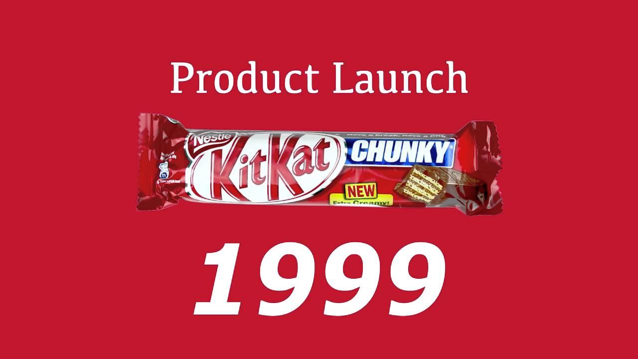 product history kit kat chocolate youtube