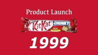 Product History: Kit Kat Chocolate
