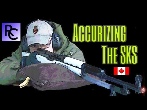 Accurizing the SKS Rifle
