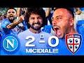 🤯MICIDIALI! NAPOLI 2-0 CAGLIARI | LIVE REACTION NAPOLETANI AL MARADONA HD