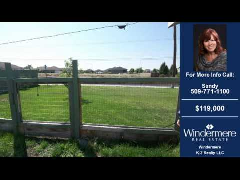 Homes For Sale Moses Lake WA $119000 1032-SqFt 3-Bdrms 2-Baths On 0.19 Acre