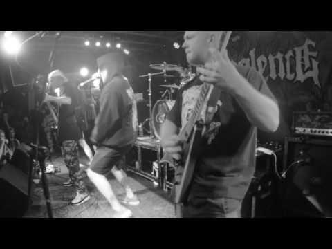 MALEVOLENCE - Slave To Satisfaction Live (Manchester Rebellion 28/05/17)