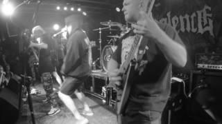 MALEVOLENCE - Slave To Satisfaction Live (Manchester Rebellion 28/05/17)