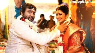 Bobby Simha entered wedlock with Reshmi Menon
