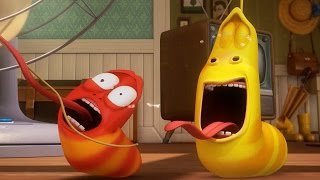 LARVA | THE FAN | Cartoons For Children | LARVA Full Episodes