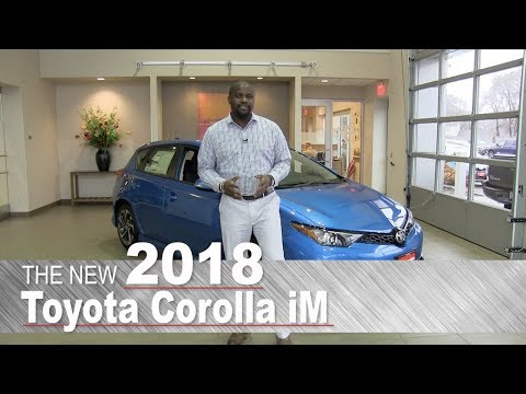 New 2018 Toyota Corolla iM - Minneapolis, St Paul, Brooklyn Center, MN | Walk Around