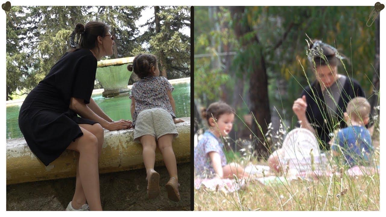 Πήγαμε βόλτα στα χωριά της Ρόδου και picnic στην εξοχή | Vanessa mi