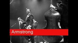 Louis Armstrong: I Got Rhythm