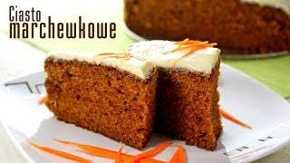 Ciasto marchewkowe | smaczne-przepisy.pl